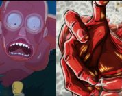 Rick & Morty omaggia Attack on Titan nell'ultimo Easter Egg