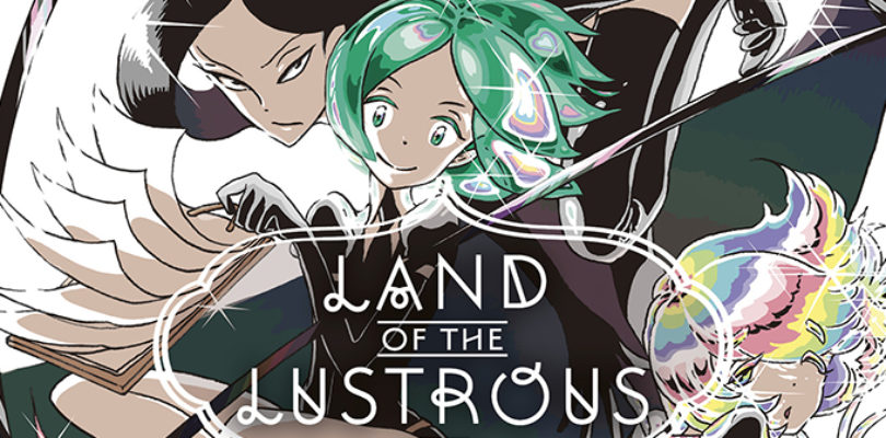 Land of the Lustrous – Il video promo rivela la data d'uscita