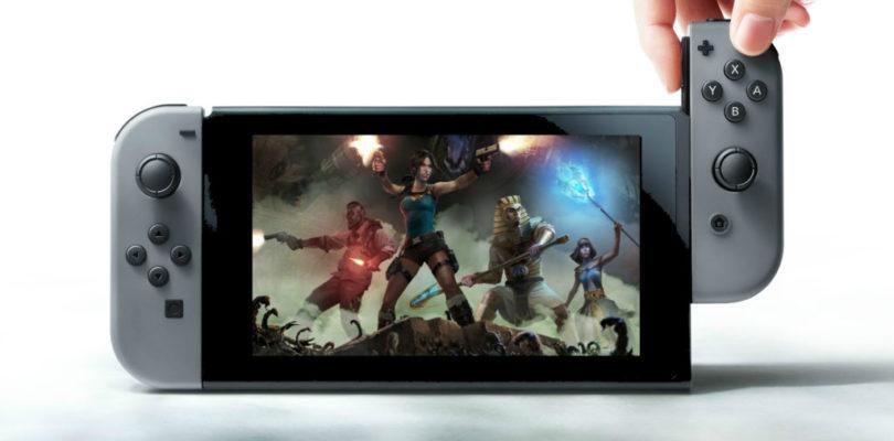 Lara Croft su Nintendo Switch? Forse sarà possibile