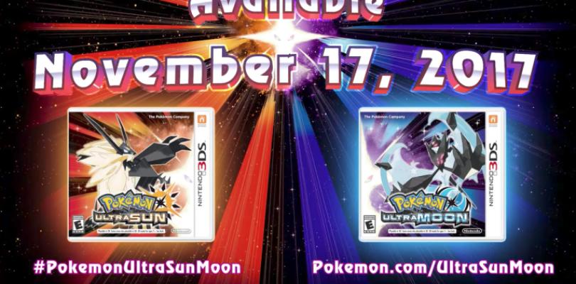 Nuovo trailer per Pokemon Ultra Sole e Ultra Luna
