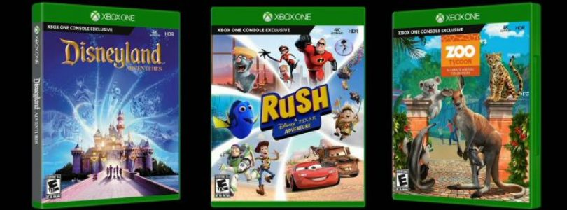 Tre Remasters Orientati alle Famiglie Rivelati alla Conferenza Stampa di Microsoft al Gamescom 2017