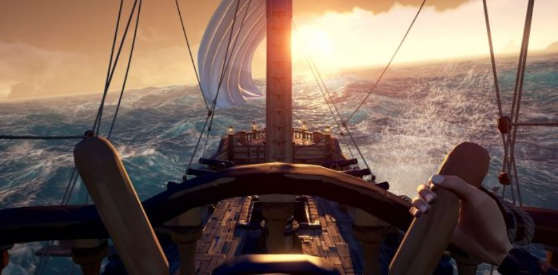 Sea of ​​Thieves riceve un nuovo gameplay in 4K