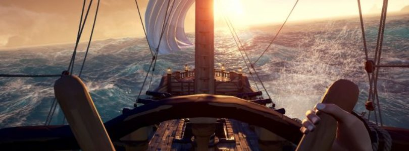 Nuovi screenshot in 4k per Sea of Thieves al Gamescom 2017
