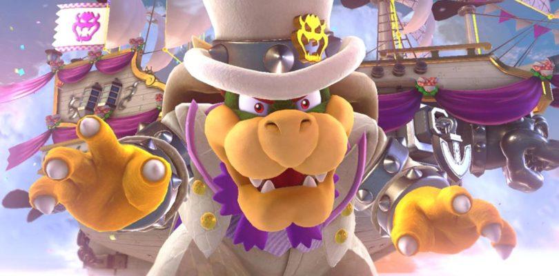 Super Mario Odyssey ottiene nuovi screenshots incantevoli