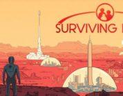 Suriving Mars ottiene un nuovo trailer che introduce i pericoli del pianeta rosso