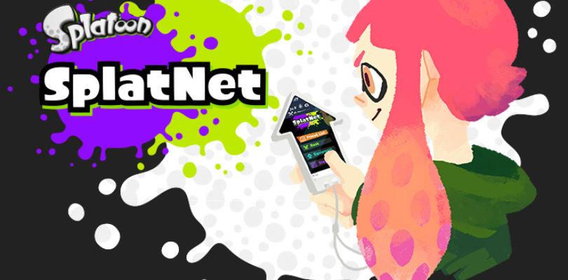 Termina il servizio SplatNet di Splatoon su Wii U