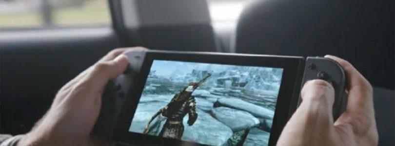 The Witcher 3 in esecuzione su Switch tramite un'app di terze parti