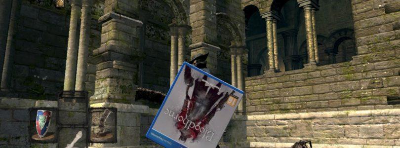 "Una Mod per Dark Souls ""ispirata"" a Bloodborne"