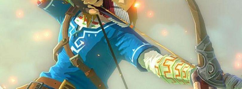 The Legend Of Zelda: Breath Of The Wild – 3 Milioni di copie vendute al dettaglio