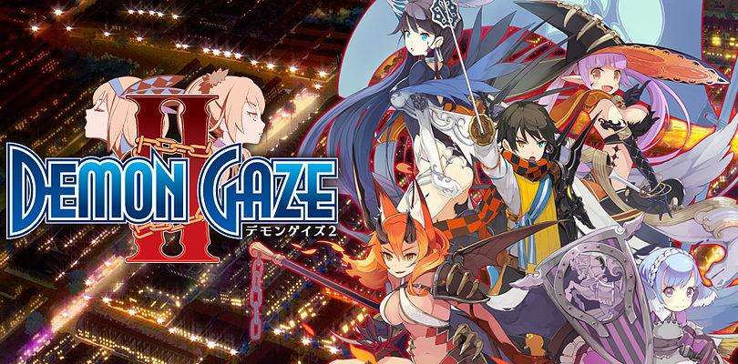 Demon Gaze II – Rivelata data d'uscita per il gioco