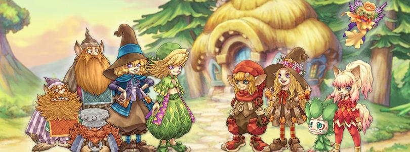 Egglia: Legend of the Redcap – Gameplay per il gioco smartphone