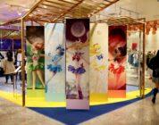 Primo negozio ufficiale per Sailor Moon a Tokyo