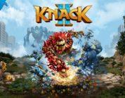 Knack II – Demo disponibile su Playstation Store
