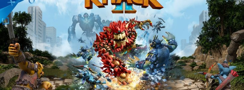 Knack II – Demo disponibile su Playstation Store