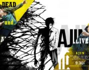 Trailer per il film live action Ajin Demi-human