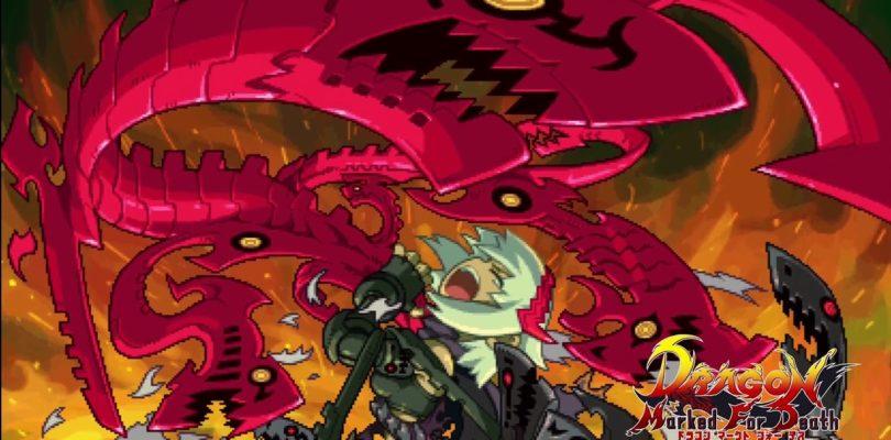 Rivelato il gioco in 2D Dragon: Marked for Death per Switch