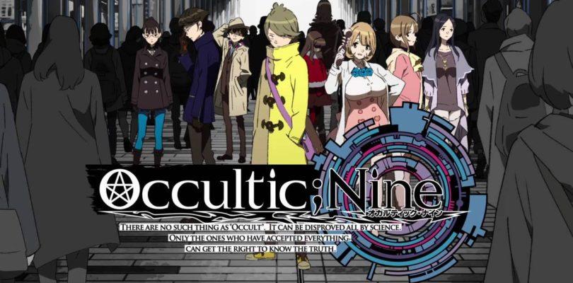 Occultic;Nine – Rinviata data di uscita del gioco
