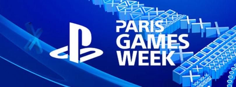 Sony annuncia una nuova conferenza stampa al Paris Games Week 2017