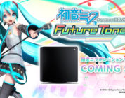 Video promo per Hatsune Miku: Project Future Tone DX