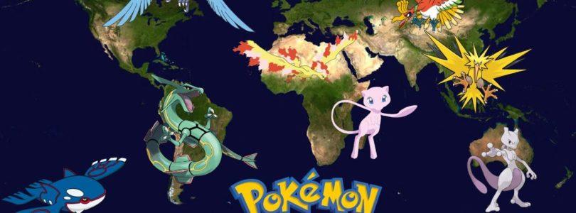 Pokemon Go – Annunciato un nuovo leggendario