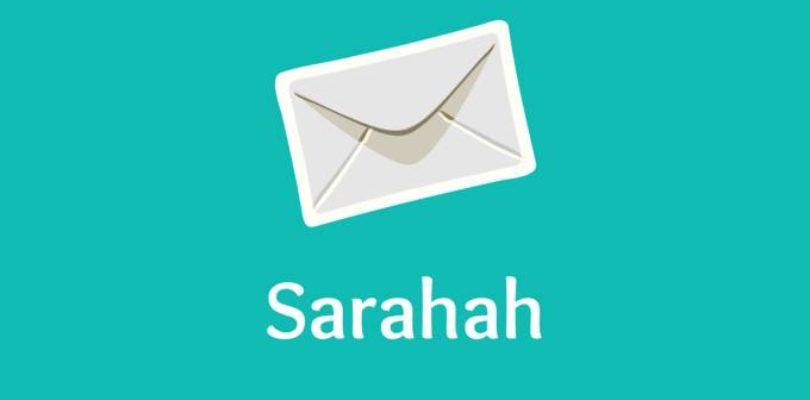 Sarahah – Una moda per truffare l'utenza