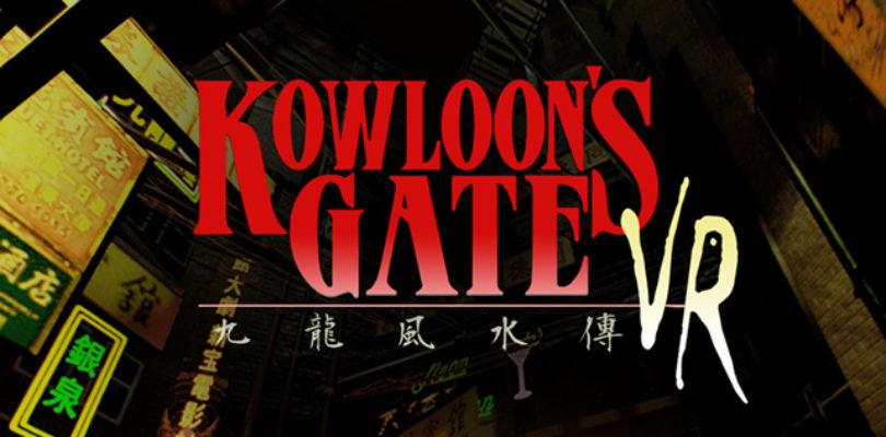 Ritardata l'uscita del gioco Kowloon's Gate VR Suzaku