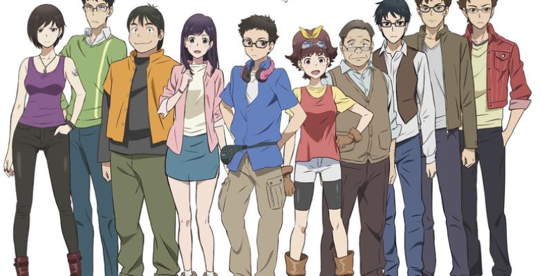 Serie anime RoboMasters – Rivelata la data d'uscita