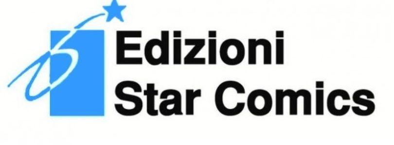 [MANGA] Diretta Live Star Comics – Annunci per il Lucca Comics