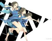 Gruppo musicale Perfume trasformato in profumo per il manga