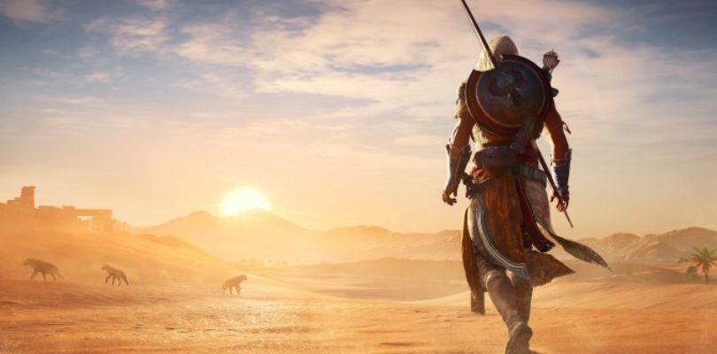 Assassin's Creed Origins riceve un nuovo spettacolare trailer in 4K
