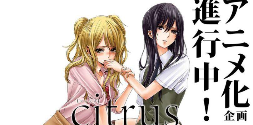 Citrus – Video promo per lo yuri rivela data di uscita e cast