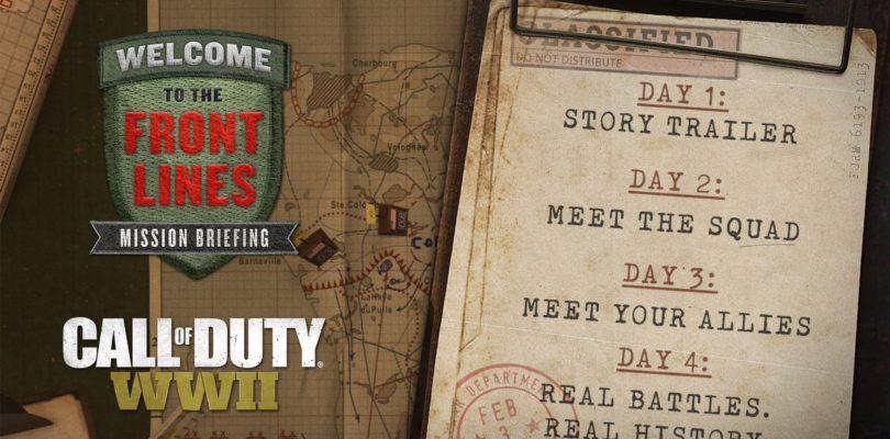 Call Of Duty: WW2 – Nuovo trailer e dettagli in arrivo questa settimana