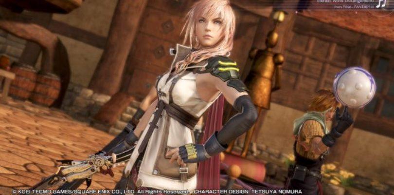 Dissidia Final Fantasy NT rimarrà esclusiva PS4