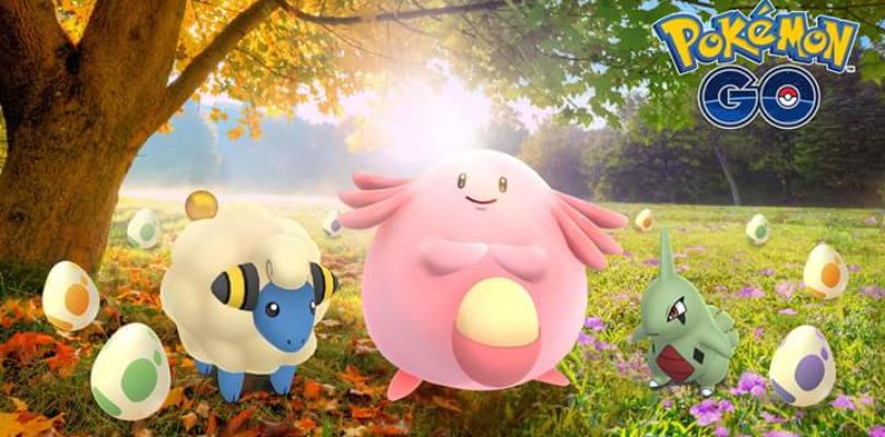 Pokemon Go – Nuovo evento per celebrare l'equinozio d'Autunno