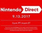 Nuova diretta Nintendo in arrivo per presentare i nuovi giochi