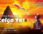 [ANIME] Film Pokemon – Scelgo Te uscirà nei cinema Italiani