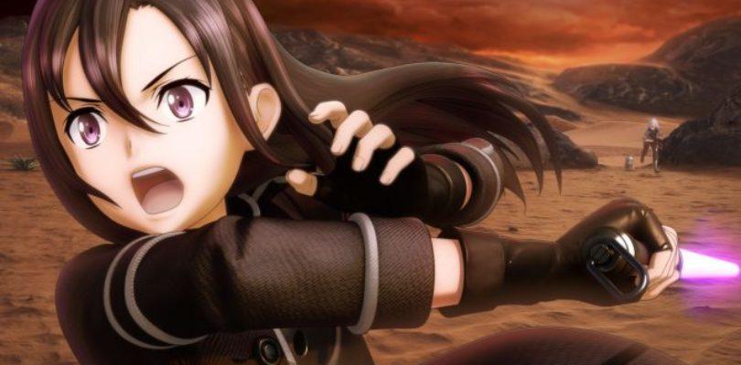 Sword Art Online: Fatal Bullet – nuovo gameplay mostra la personalizzazione dei personaggi