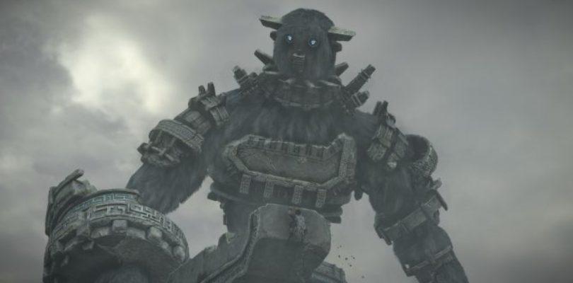 Shadow of the Colossus PS4 riceve un nuovo trailer al TGS