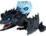 Game of Thrones – In arrivo il Funko con Viserion e il Night King