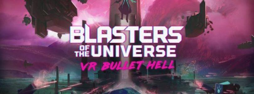 Blasters of the Universe disponibile per Oculus Rift e HTC Vive