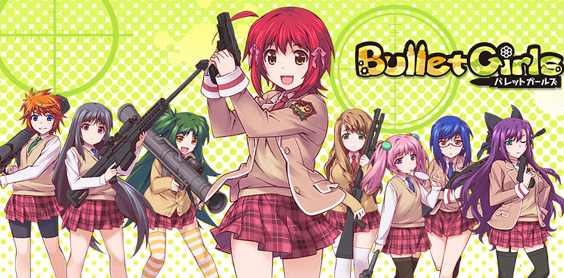Bullet Girls Phantasia – Rivelato un nuovo titolo per PlayStation