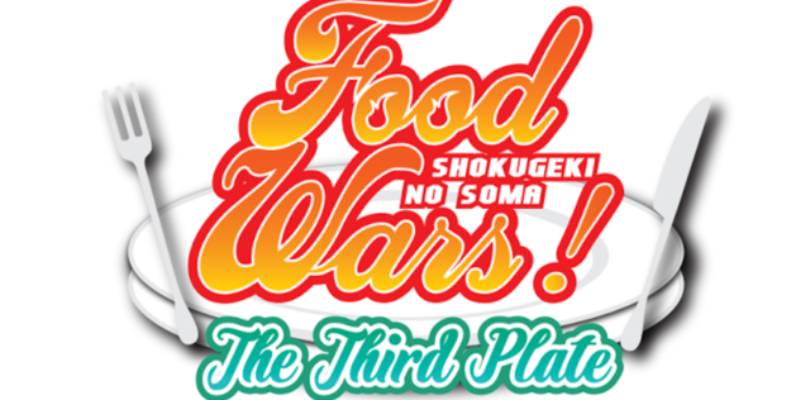 [ANIME] Food Wars! The Third Plate – Video promo completo