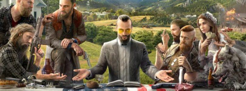 Far Cry 5 – Combattimenti, guida, duelli aerei e pesca nel nuovo gameplay