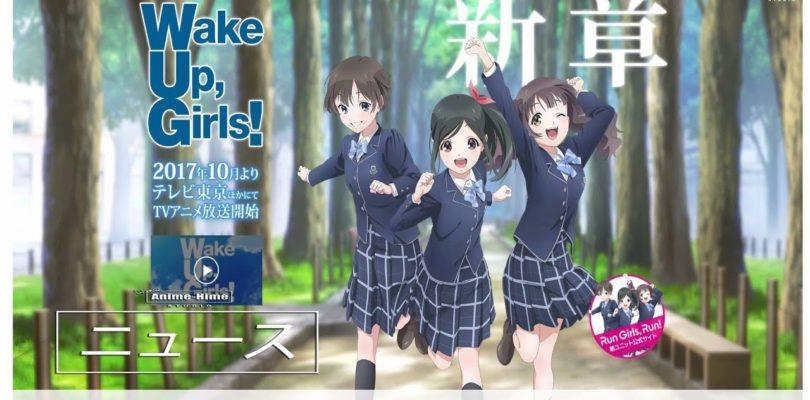 [ANIME] Wake Up, Girls! Shin Shō – Rivelati video promo e personaggi