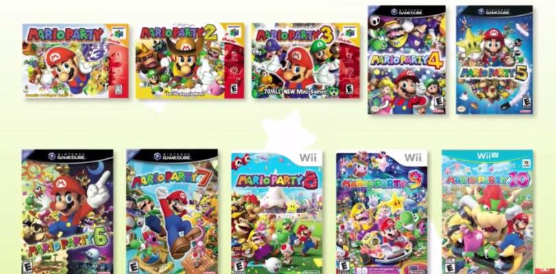 [NINTENDO DIRECT] Mario Party: Top 100 una nuova compilation di giochi per 3DS