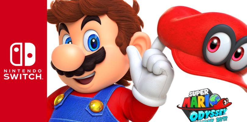 Super Mario Odyssey ottiene un nuovo gameplay di Nintendo