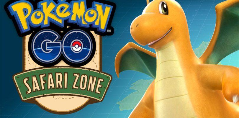 Pokemon Go – L'Aggiornamento del Game Master preannuncia nuove Safari Zone!