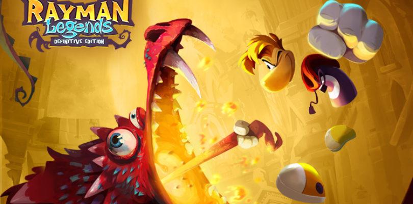 Rayman Legends: Definitive Edition è disponibile per Nintendo Switch