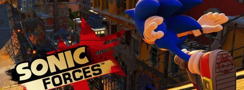 Annunciata data di uscita in Occidente per Sonic Forces