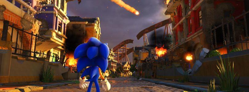 Sonic Force – Aperti i Pre-Order della Digital Bonus Edition